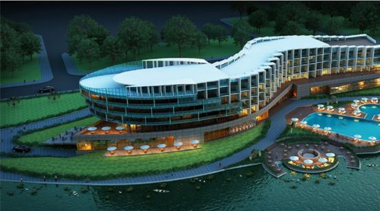 NAM VINH YEN DIC STAR HOTEL<br>Combining the natural and luxurious beauty and the perfect in every service, the five-star hotel complex DIC Star promises to bring absolute satisfaction to each customer coming here.