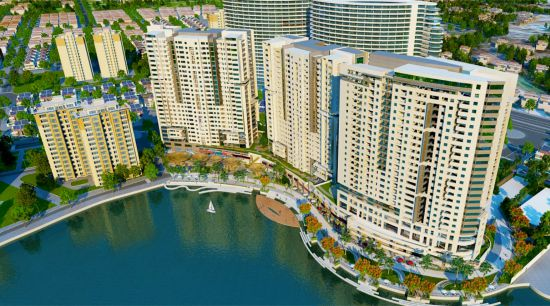 DIC PHOENIX HIGH-CLASS COMMERCIAL APARTMENT<br>Coming to DIC Phoenix, residents will enjoy vibrant and classy life with many facilities and the nature of the tropical sea.