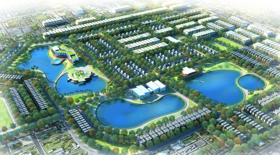 NAM VINH YEN NEW URBAN<br>Awaken senses, welcome dynamic new day in the fresh living space, enjoying quality and prosperious life in an urban area located in the west of Hanoi capital.