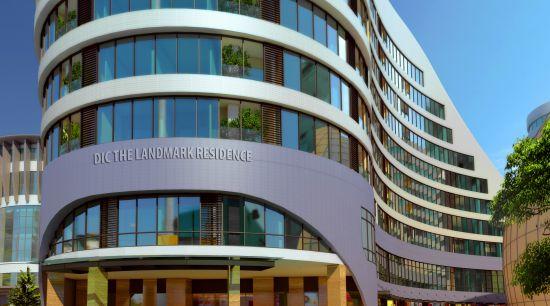 DIC THE LANDMARK RESIDENCE <br>Đầy đủ nội thất sang trọng, tinh tế đến từng chi tiết và nhiều tiện ích bổ trợ hấp dẫn phục vụ hoàn hảo nhu cầu thụ hưởng cuộc sống thượng lưu của cư dân.